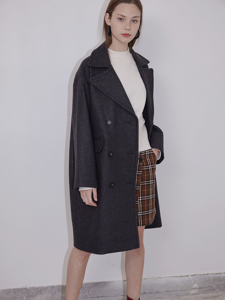 CODINGTON OVERSIZED COAT_dark grey