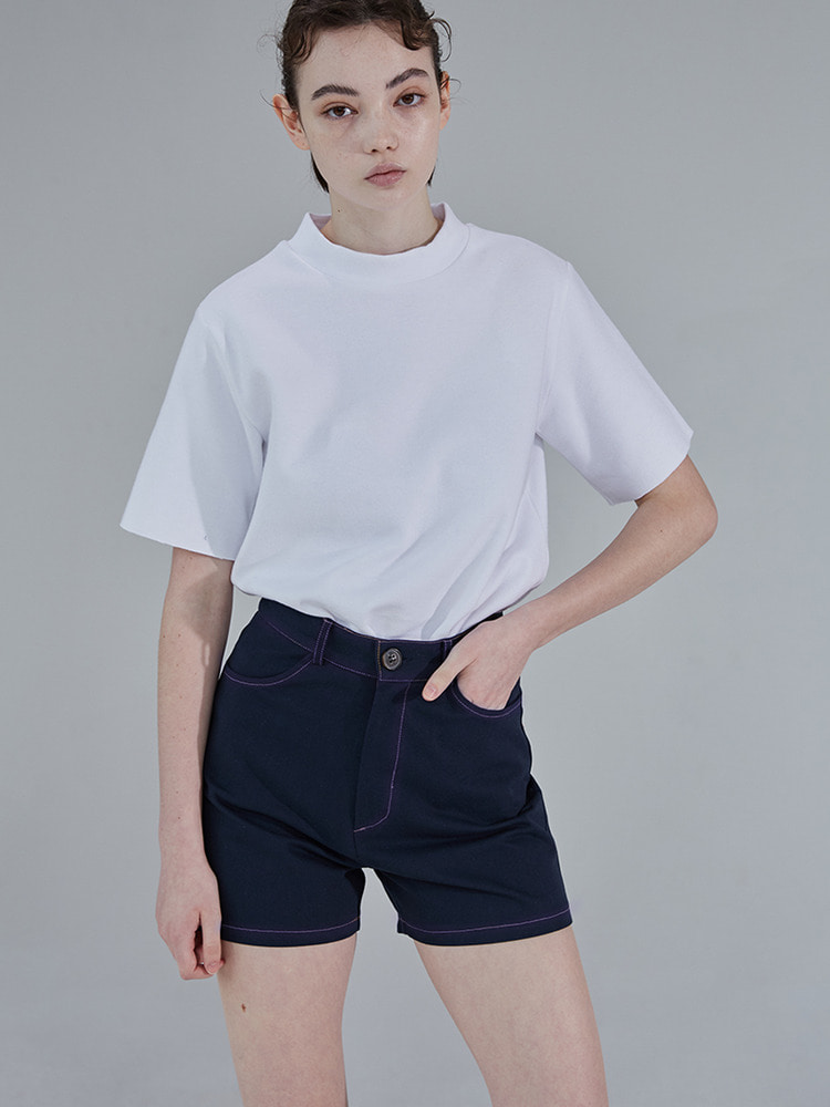 FEATURE SHORTS_navy